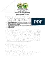 Project Proposal Emergency Clinic & Ambulance