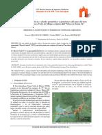 """Análisis de Alternativas y Diseño Geométrico y Geotécnico Del Paso Del Tren Interurbano Toluca-Valle de México a Través Del """"Muro de Santa Fe"""""""