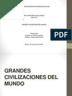 GRANDES CIVILIZACIONES DEL MUNDO