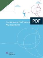 CR Performance Management eBook