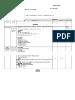 Planificare Calendaristica Engleza 1