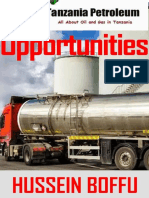 Tanzania Petroleum Opportunities the Ultimate Guide to Landing Jobs and Investing in Tanzanias Oil and Gas Sector