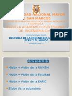 Ppt Silabo Historia de La Ing. Civil