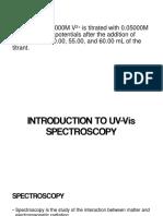 14. Intro to UV-Vis Spectroscopy