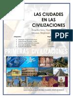 Ciudades en las civilizaciones