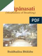 Anapanasati Buddhadasa Bhikkhu