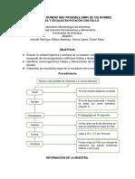 INFORME NMP de Coliformes Totales y Fecales