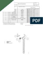 matriz de caracteristicas