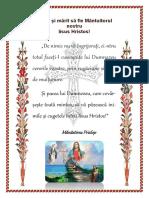 Rugăciune Către Mântuitorul Iisus Hristos Pentru Ieşirea Din Necazuri_1