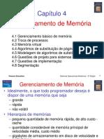 Gerenciamento Memoria