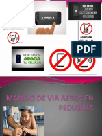 MANEJO DE VIA AEREA EN PEDIATRIA2018.pptx · versión 1.pptx
