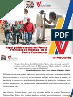 Ppapel Politico Social Del FFM
