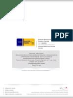 La Aplicación de Las Tecnologías de Información y Comunicación en La Prevención Comunitaria Del Delito Los Casos de Georreferenciación en Monterrey, México