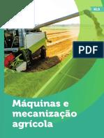 Máquinas e mecanização agrícola