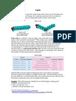 Notes 14C Lipids