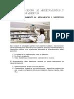 ALMACENAMIENTO DE MEDICAMENTOS Y DISPOSITIVOS MÉDICOS.docx