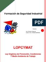 Formacion de Seguridad Industrial