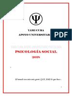 Resumen Social 2018 Yamila Cura