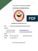 INFORME-FINAL-LAB N°02 -CIRCUITOS ELECTRICOS-G-A