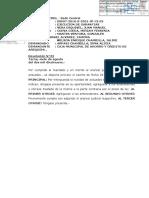 Exp. 00697-2016-0-2301-JP-CI-02 - Resolución - 67261-2019
