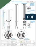 Telegrapf Pole Dwg