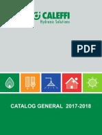 Caleffi Catalogue Ro 2018