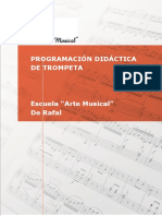 Programación trompeta