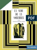 037 La Sede de La Soberbia - John Dickson Carr