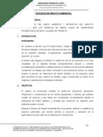 3. Análisis de Impacto Ambiental
