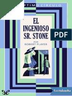 047 El Ingenioso Sr Stone - Robert Player