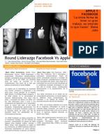 Noticia Apple y Facebook - Teoria