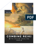 Combine Reiki With Other Healing Tools