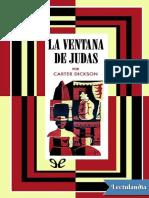 104 La Ventana de Judas - Carter Dickson