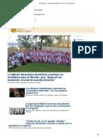 Boletín Religión Digital 31-08-19