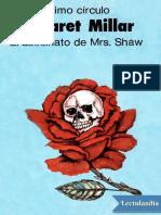 334 El Asesinato de Mrs Shaw - Margaret Millar