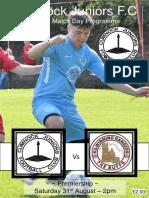 Cumnock vs Kilwinning 310819