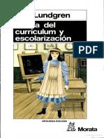 251519436 Teoria y Curriculum Escolarizacion