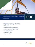 Basics of Rigging