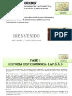 Induccion Lap s.a.s Wiki