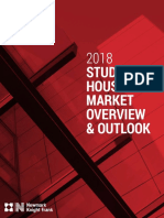 NKF 2018 Annual Student Housing Market Overview and Outlook