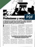 Articulo Revista Semana - Profesiones de 2030