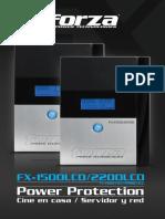 Fx-2200lcd Manual Spa