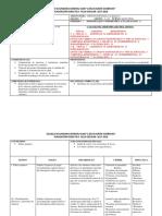 -Planeaciones Ciencias III (Enfasis en Química) Del 01 AL 26 de Nov. 2017