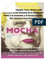 Bachillerato Popular Trans Mocha Celis