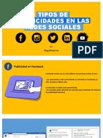 Tipos de Publicidades en Las Redes Sociales