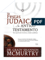 Festas Judaicas do Antigo Testamento