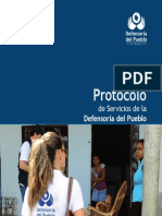 Protocol o Defens or i A
