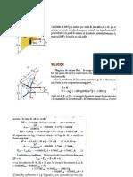 Ejemplo de Equilibrio de Una Particula (2)