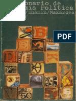 ACURSS - Diccionario Economía-política - Borisov, Zhamin & Makarova