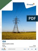 Actualización Cobertura ISA